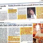 Il Raviolo di Sesto Calende e Enzo Iacchetti